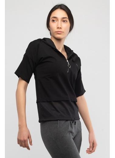 Slazenger Slazenger PENNY Kadın Sweatshirt  Siyah